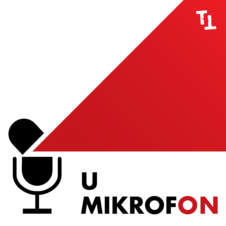 U MIKROFON Milan Antonijević